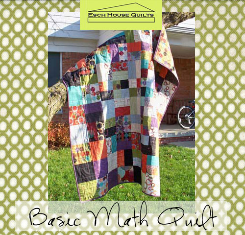 Basic Math Quilt Â« Moda Bake Shop : math quilt - Adamdwight.com