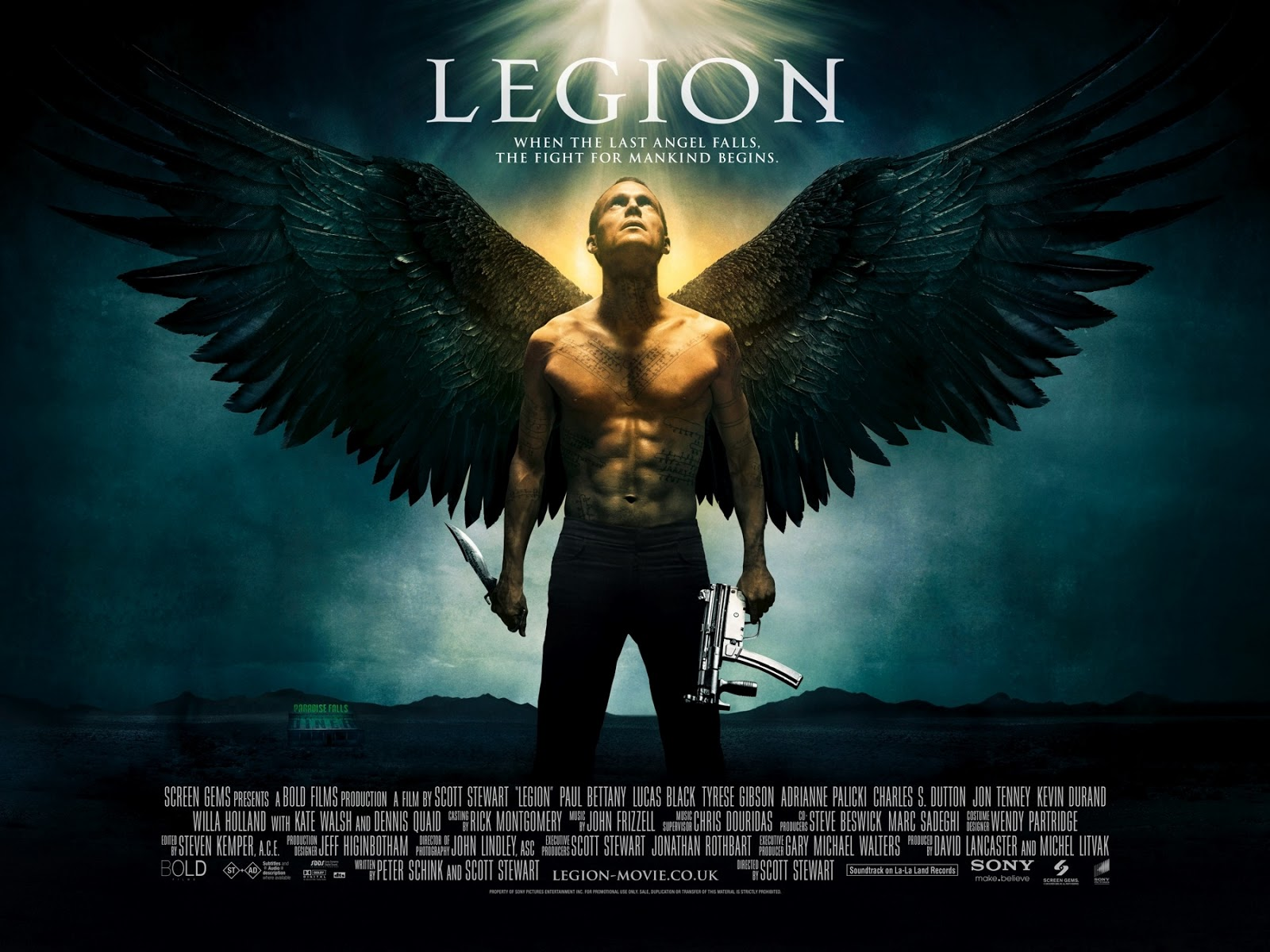 Legion (2009) Movie Worship Legion 1600x1200 Movie-index.com