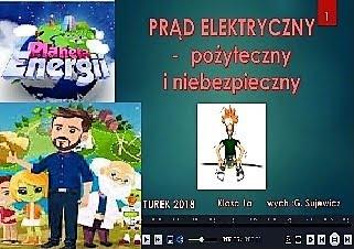 Film edukacyjny w ramach konkursu PlanetaEnergii.pl