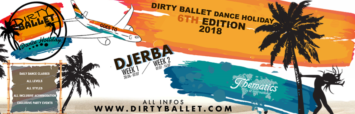 DIRTY BALLET DANCE HOLIDAY 2018 - francais