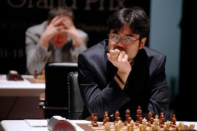 Grand Prix d'échecs de Bakou : Hikaru Nakamura - Photo © Anastasiya Karlovich