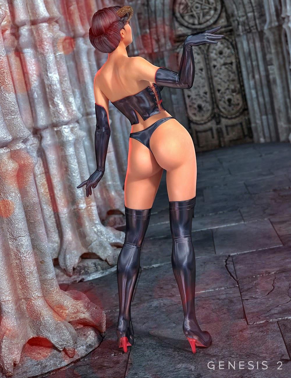 Dark Heart Genesis 2 Femme