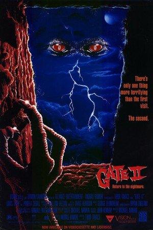 O PORTÃO II - THE GATE II - 1992