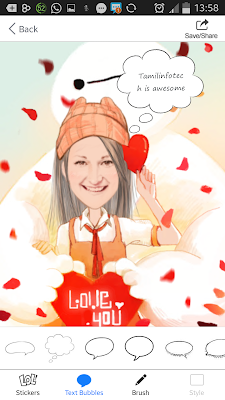 Momentcam android iOS