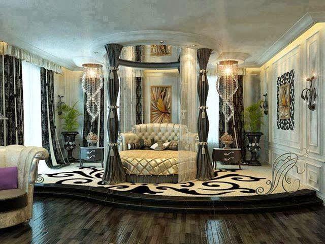 Studio domus case case da sogno e tante idee camera - Camere da letto da sogno ...