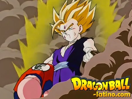 Dragon Ball Z capitulo 185