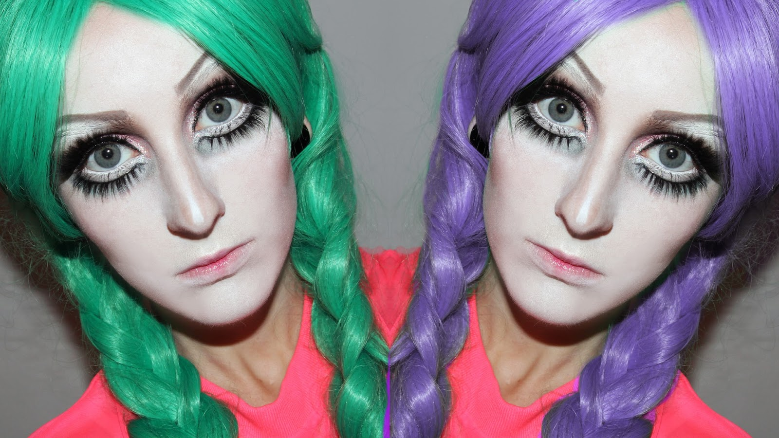 Kristianathe blog how to anime girl transformation makeup tutorial how to anime girl transformation makeup tutorial part 2 baditri Image collections