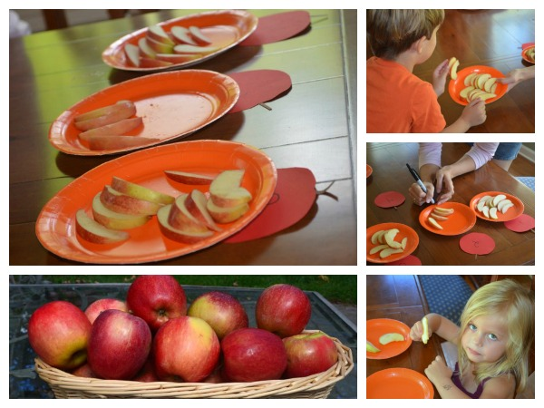 apple tasting party