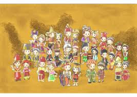suku bangsa masyarakat pakaian adat kepercayaan seluruh indonesia