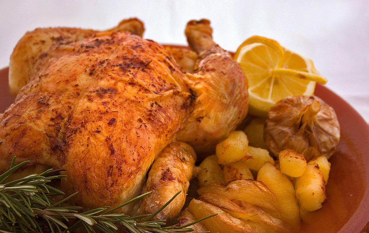 pollo al ast barcelona comer pollo al ast poble sec