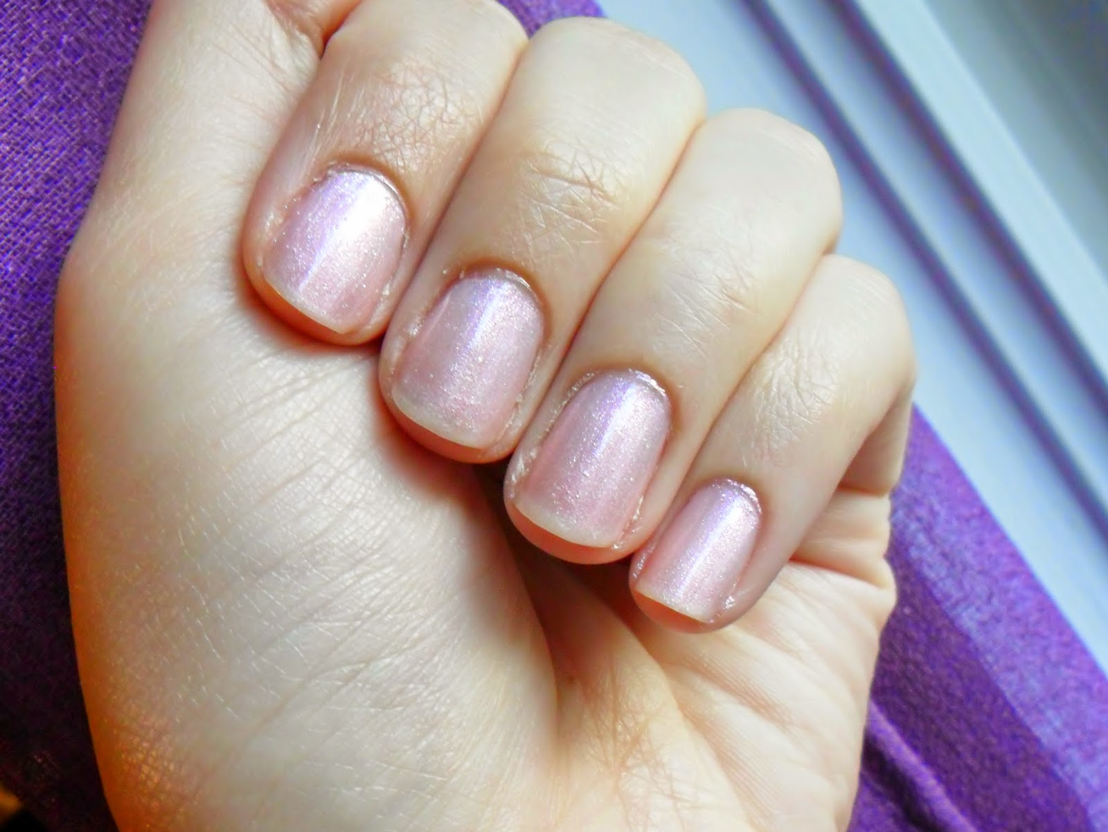 my beauty full adventure: NOTD: Revlon Colorstay Gel Envy Longwear ...