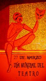 27 DE MARZO...DÍA MUNDIAL DEL TEATRO