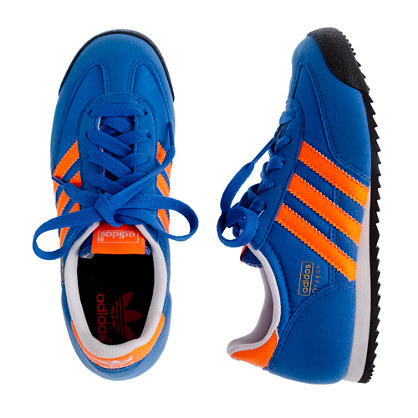 adidas dragon blue orange