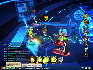 Cheat Lost Saga Terbaru 20 Juli 2012