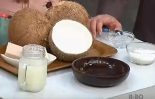 minyak kelapa untuk kecantikan dan kesehatan