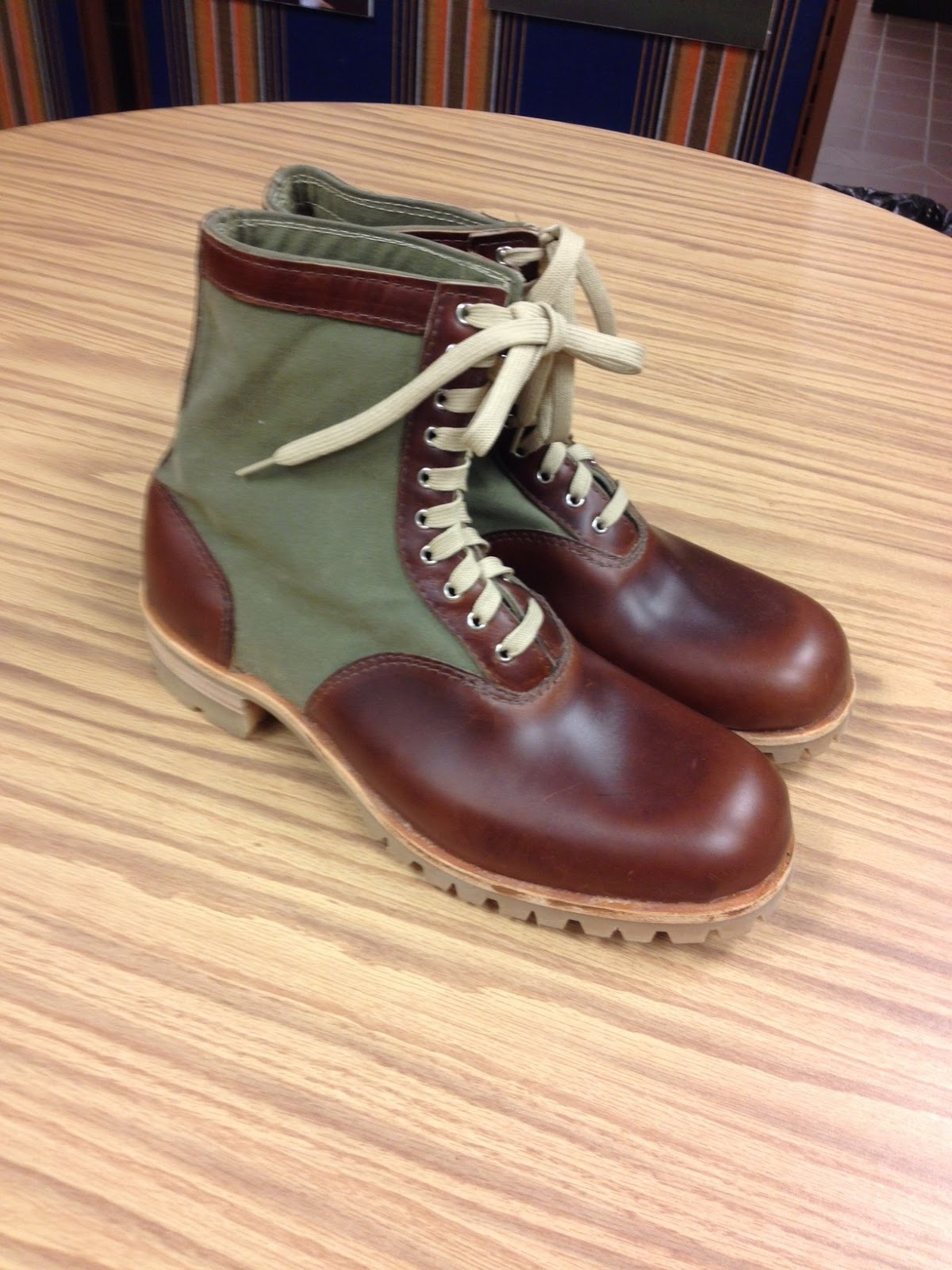 New from Mattimore Harness at Civilwarboots.com the Armbruster Tent Maker Boot! Retro style hand made in the U.S. with all American materials including ... & Armbruster Tentmaker Boots   Armbruster Tent Maker