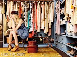 Organize a sua mente e o seu armário...