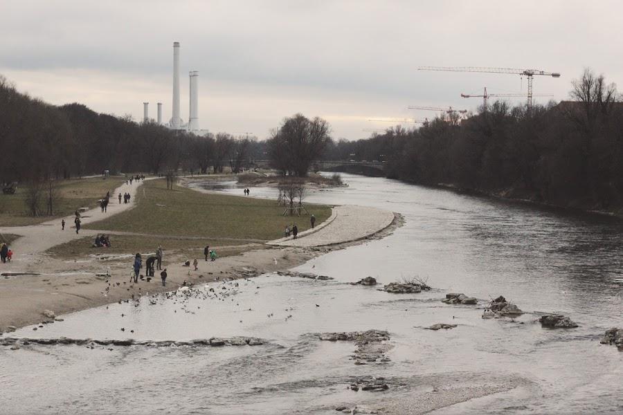 river isar munich fraunhoferstraße