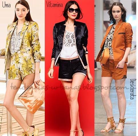 shorts de tiro alto verano 2014
