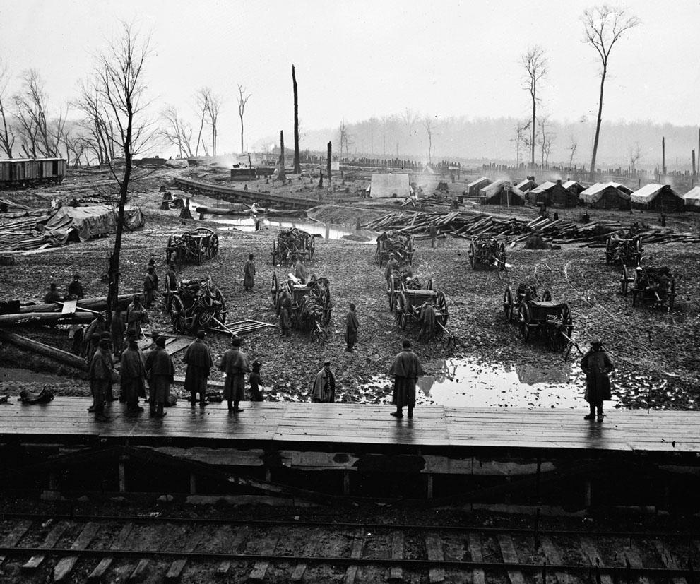 asedio de Vicksburg 1864
