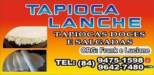 Tapioca Lanche