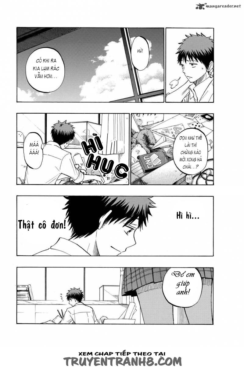 Yamada-kun to 7-nin no majo chap 225 Trang 9 - Mangak.info
