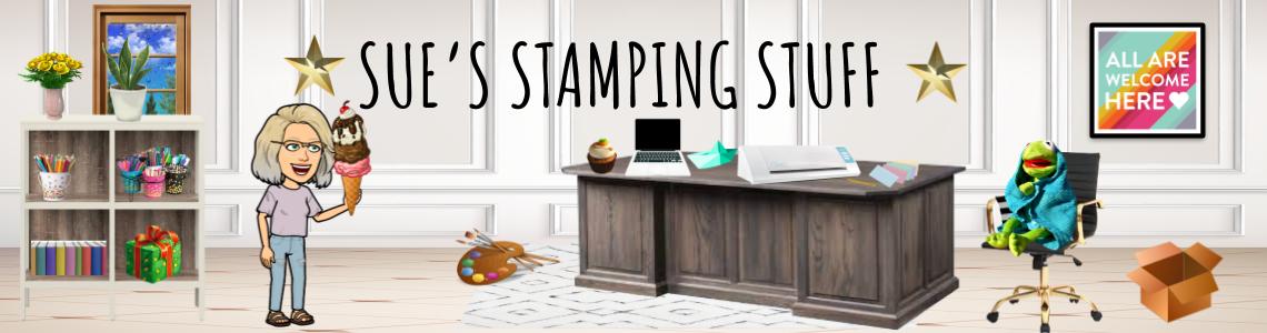 Sue's Stamping Stuff