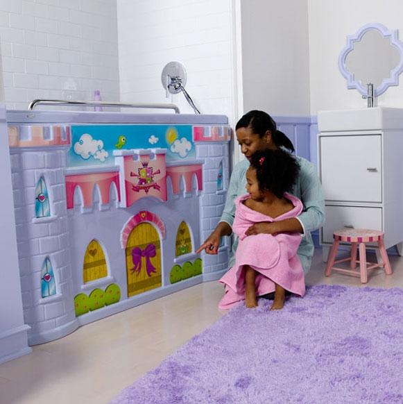 Baño En Tina Para Ninos:Tina para el baño muy divertida para niños de American Standard