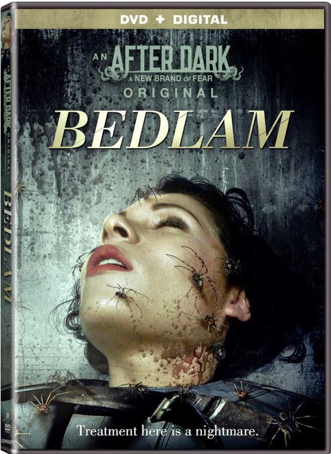 Solo Voces (Bedlam) [2015] [DVDRip] [Latino]