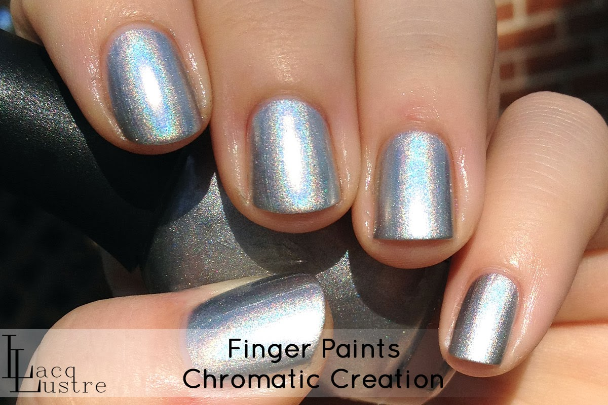 Finger Paints Chromatic Creation swatch