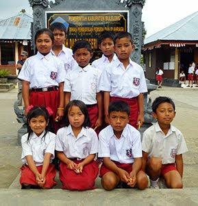 Education Project Bali