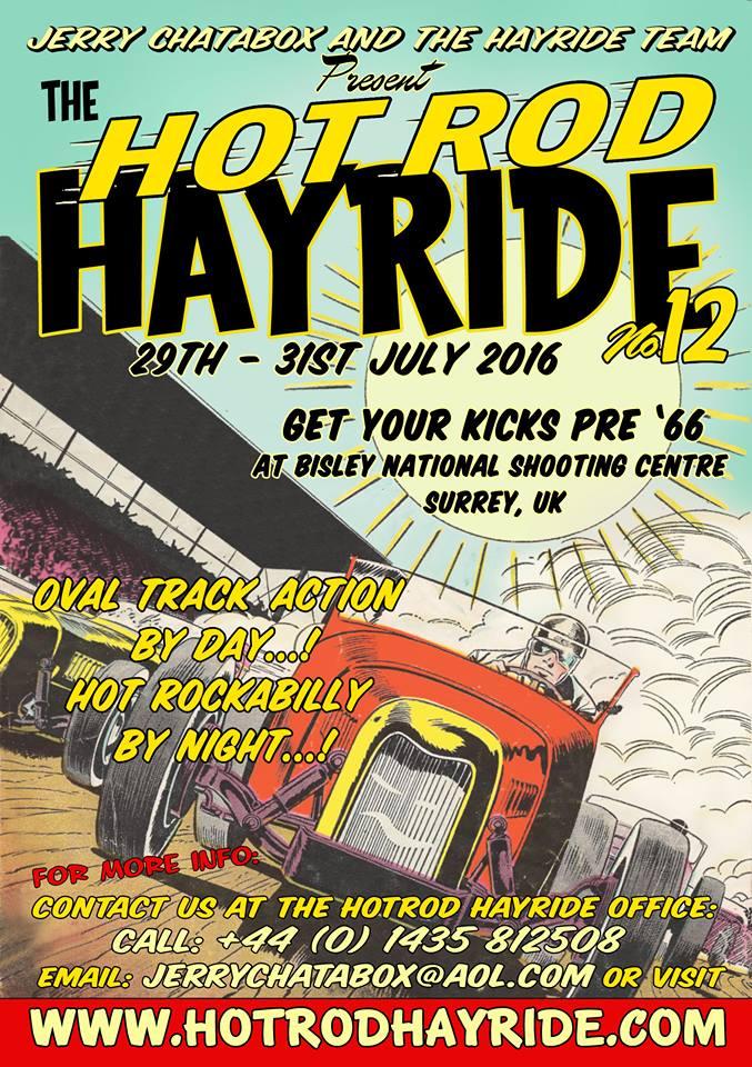 Hotrod Hayride 2016