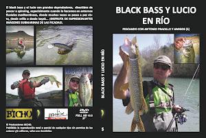 DVD BLACK BASS Y LUCIO EN RIO