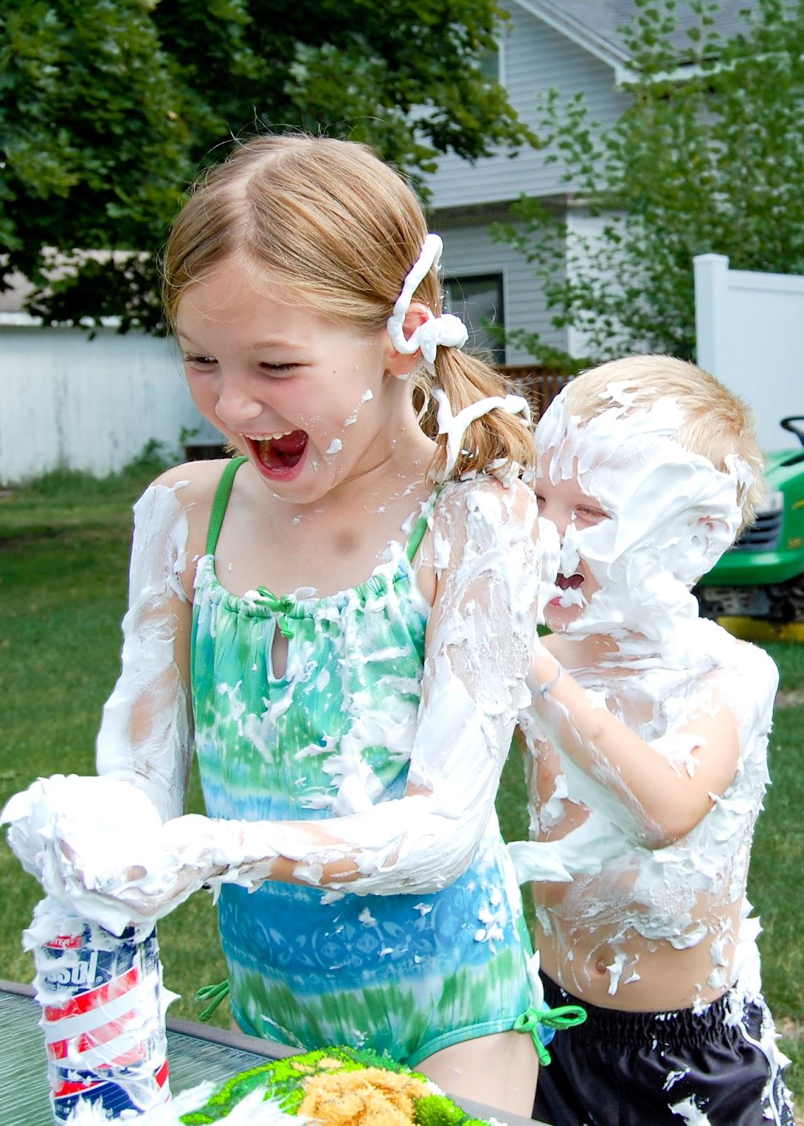 The Burdorf Family Funzone: Four Things