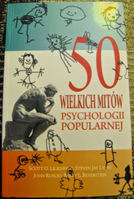 okładka książki 50 wielkich mitów