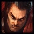 Darius - Đại Tướng Noxus