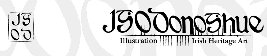 Líníocht Blog - blog of J G O'Donoghue