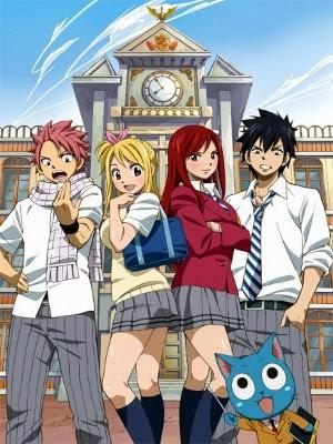 Fairy Tail OVAS  06/06 MEGA Completa  -