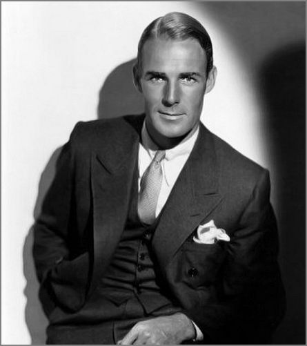 Randolph Scott Son George Randolph Scott's Early