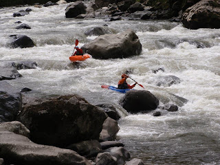 equator whitewater kayaking best river
