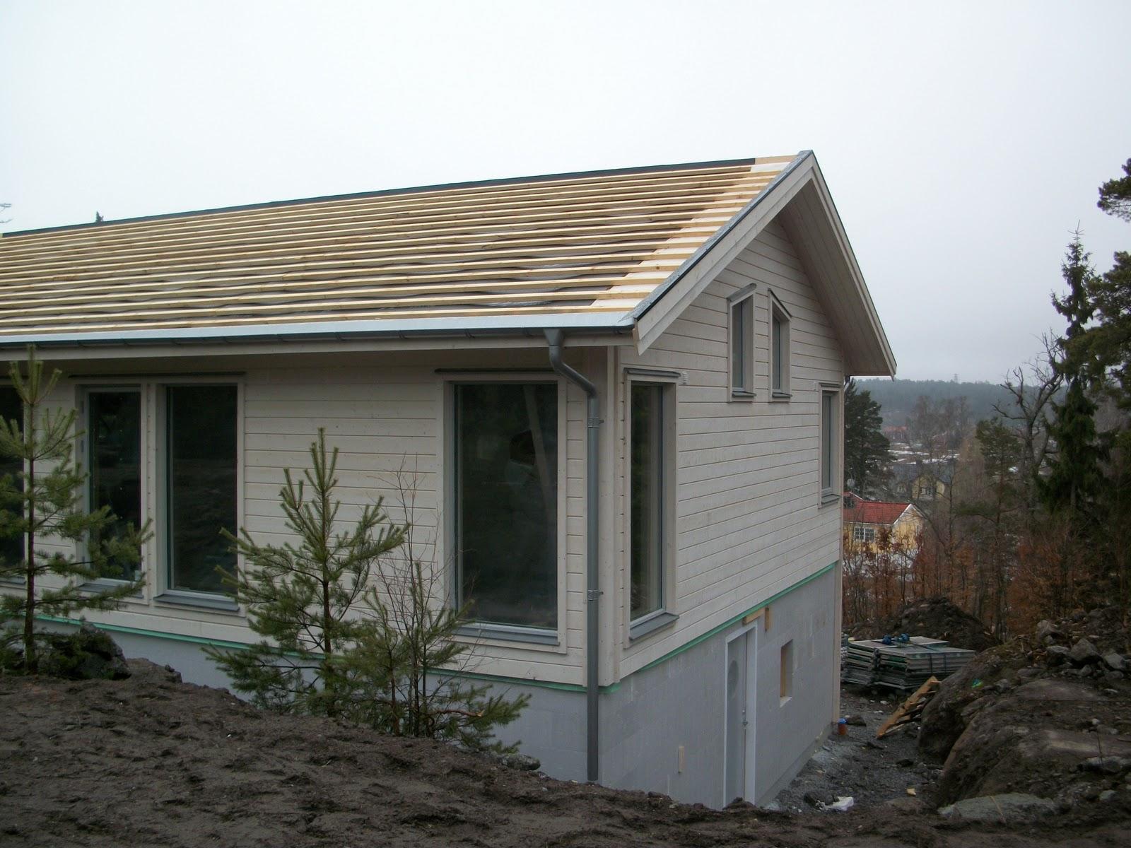 Vi bygger i Gimmersta: april 2011