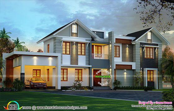 Beautiful villa home in 2579 sq-ft