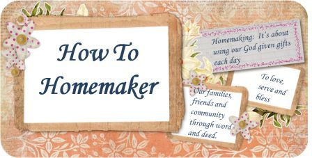 """How To"" Homemaker"