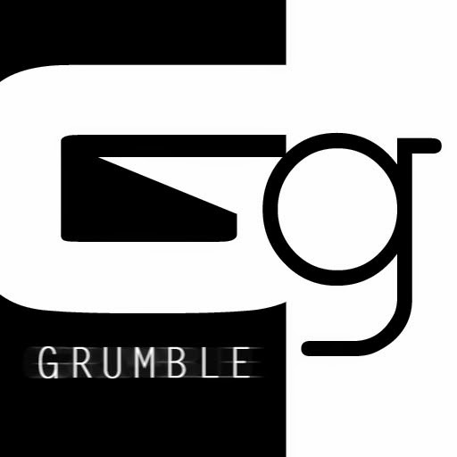 Grumble's NEW Location