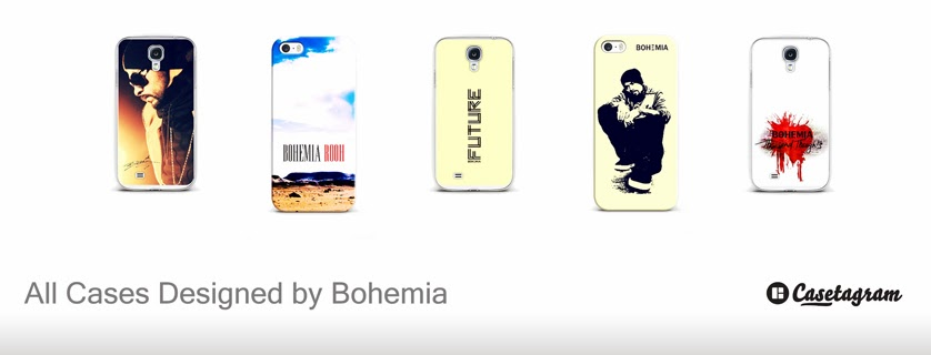 WIN A BOHEMIA PHONE CASE