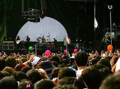 Imagine Dragons en Lollapalooza 2014