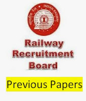 RRB SE Previous Question Papers 2014