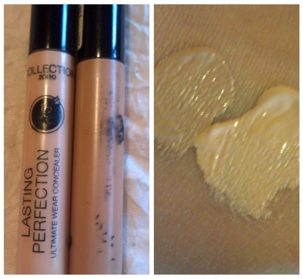 how to know what shade of concealer to use