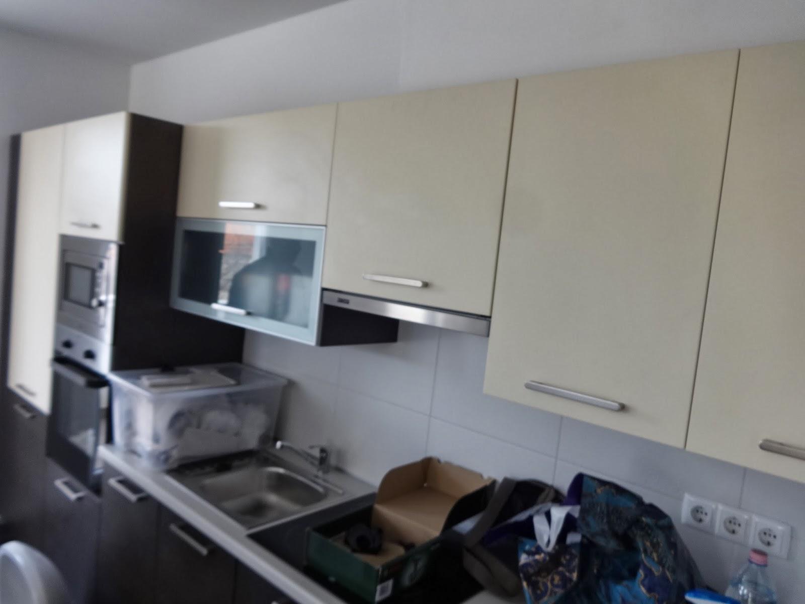 Home Staging előtt - konyha