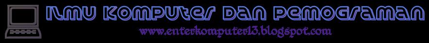 Ilmu Komputer dan Pemograman